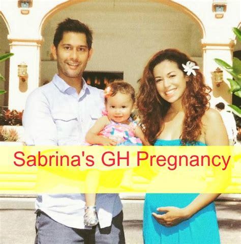 michael and sabrina general hospital spoilers general hospital gh spoilers sabrina s pregnancy