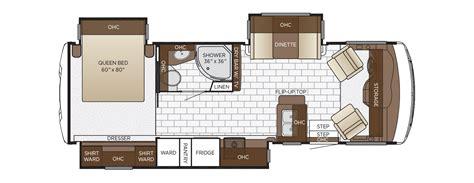 bay sport floor plan options newmar