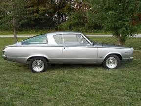 1966 plymouth barracuda for sale wright city missouri