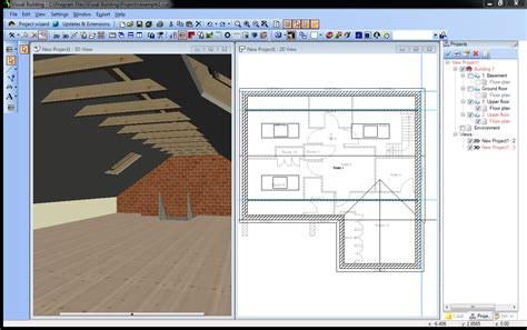Software For Floor Plans by Loft Conversions