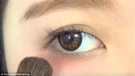 Makeup Di Jepang make up seperti orang sakit lagi happening di jepang