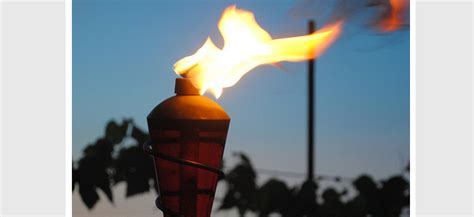 Can You Use L In Tiki Torches by L L S Photo Guide To Outdoor Patio Lighting Ideas Lights