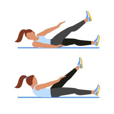 abs workout a 7 minute no equipment workout greatist