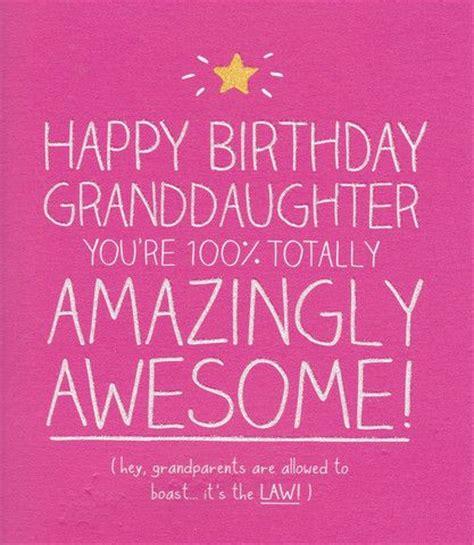 Happy Birthday Granddaughter Quotes Happy Birthday Granddaughter Quotes Quotesgram By