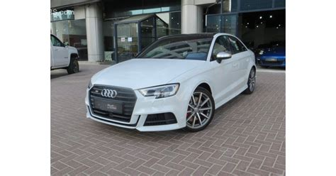 White S3 Audi by Audi S3 For Sale Aed 179 000 White 2017