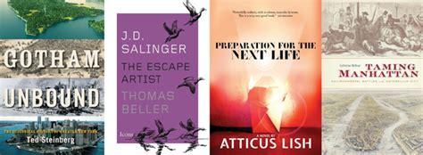 Announcing The New York City Book Awards Winners 2014 15