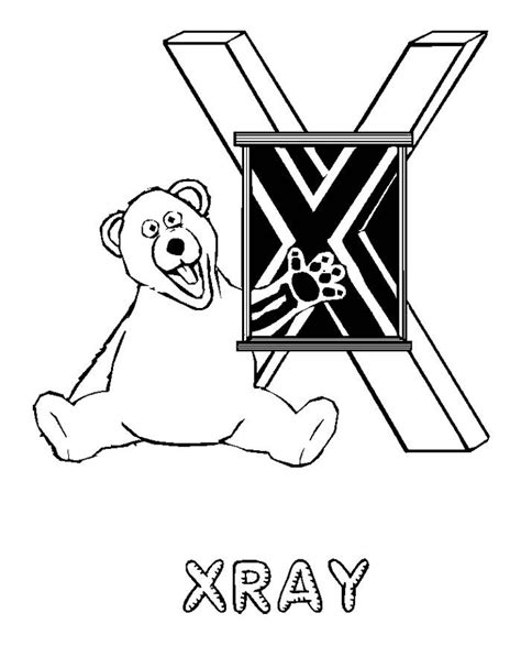 free printable x ray coloring pages x ray coloring pages for kids coloring home