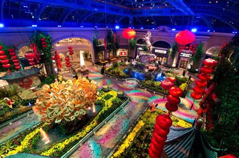 bellagio las vegas new year 17 best images about bellagio botanical gardens on