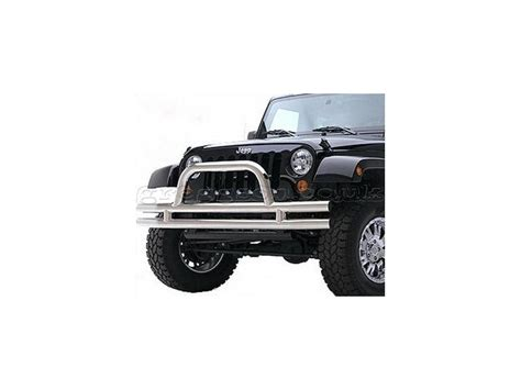 jeep jk bull bar jeep wrangler jk stainless steel bull bar tubular smittybilt