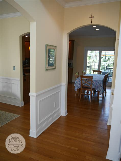 Kitchen Entryway | new home tour entryway and dining room sometimes martha