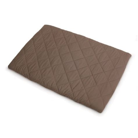 Quilted Pack N Play Sheet by Graco Pack N Play Quilted Playard Sheet Arden Brown New