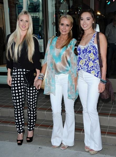 what is kim referring to about kyles child more pics of kim richards print blouse 1 of 16 kim