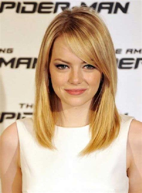 2016 emma stone hair color trends medium long hairstyles 2014 2015 hairstyles haircuts