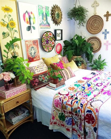 Design Home Inspiration Boho Bohemian 27 Chic Bohemian Interior Design You Will Want To Try Bohemian Boho And Bedrooms