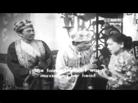 film malaysia pak belalang p ramlee nujum pak belalang full movie hd youtube