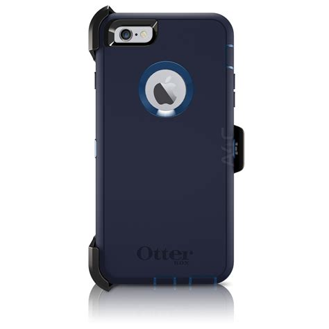 Promo Otterbox Defender Series Iphone 6 6s Indigo Harbor otterbox defender iphone 6 6s 4 7 quot holster clip indigo harbor blue oem ebay