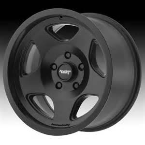 American Racing Black Truck Wheels American Racing Ar923 Satin Black Custom Wheels Rims Ar