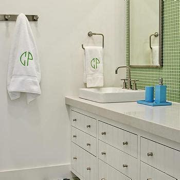 green and blue bathroom green glass tiles contemporary bathroom sarah