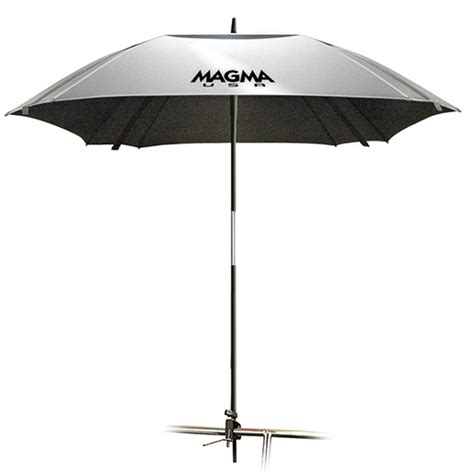 big boat umbrella sale on magma cockpit umbrella silver magma from west