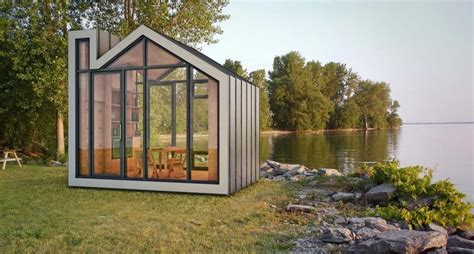 Small Homes To Build Yourself - prefab cabins prefab cottages amp cabins busyboo page 1