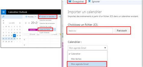Comment Utiliser Le Calendrier Outlook G 233 Rer Agenda Avec Le Calendrier Outlook D Office
