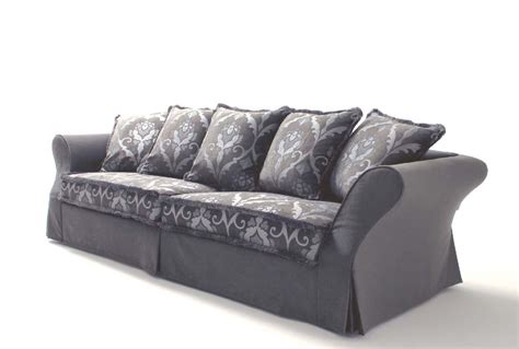 Sofas Made In Carolina by Three Seater Sofa Carolina Asnaghi Made In Italy