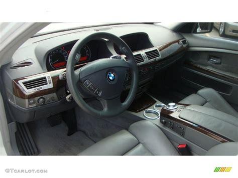 Bmw 745i Interior by 2004 Bmw 7 Series 745i Sedan Interior Photo 51429237