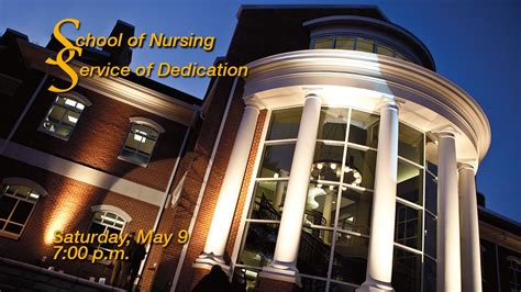 Southern Adventist Mba Program by Southern Adventist Nursing Dedication 2015