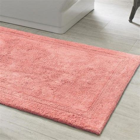 Coral Color Bathroom Rugs by Best 25 Coral Bathroom Ideas On Coral