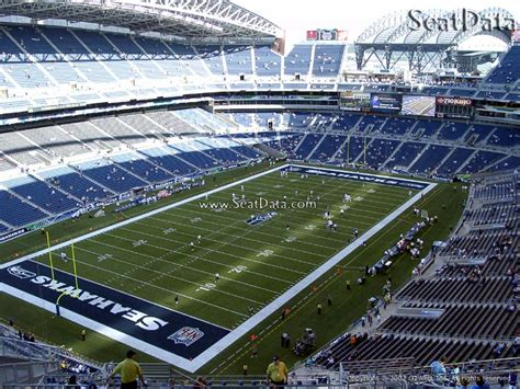 What Sections Are Covered At Centurylink Field by Centurylink Field Section 344 Seattle Seahawks