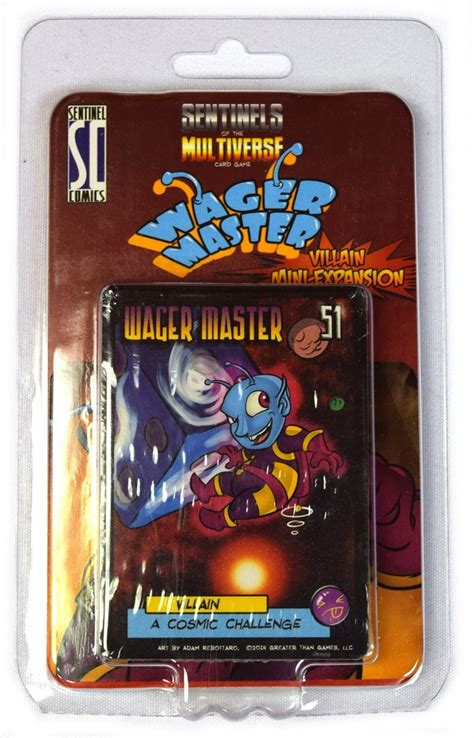 Sentinels Of The Multiverse Villains sentinels of the multiverse wager master villain deck