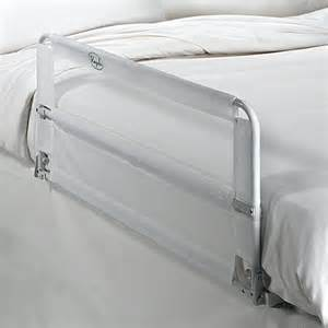 hide away sided portable bed rail by regalo