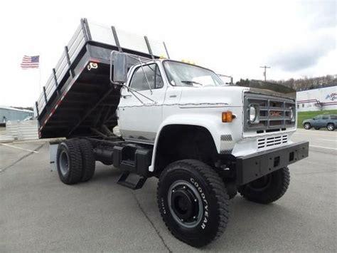 1986 gmc c6500 dump truck in valencia pa usa