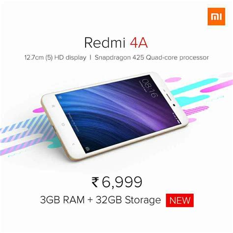 General Mba Vs Specialized Mba In India by Xiaomi Redmi 4a 3gb Ram 32gb Storage Variant Launched In