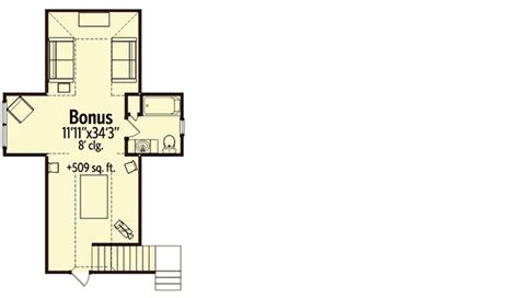 acadian house plans with bonus room acadian house plan with bonus room 86219hh 1st floor