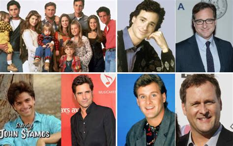 full house cast today jodie sweetin christine lakin 90s tgif stars reunite for epic selfie the