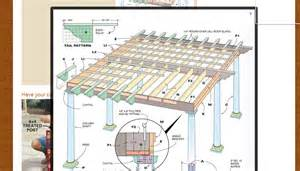 plan to build a house how to build a pergola step by step wny handyman