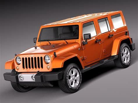 jeep models 2010 3d 2010 2013 suv jeep wrangler model