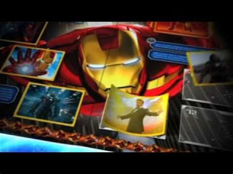 preziosi collection spot iron man youtube