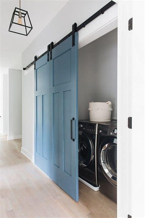 modern farmhouse house  tiny laundry rooms laundry