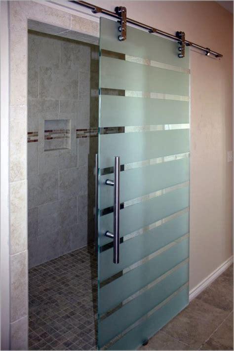 glass shower barn door barn door style glass shower doors 187 charming light laguna