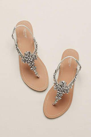 Bridesmaid Sandals Flat by Best 20 Bridesmaid Sandals Ideas On Sandals