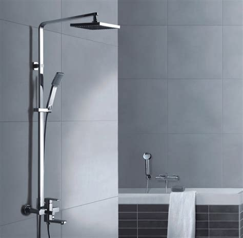 Brand New Shower by Brand New Chrome Shower Set Faucet Shower With