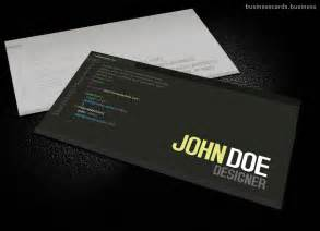 Business Card Photoshop Template by Free Developer Business Card Template For Photoshop