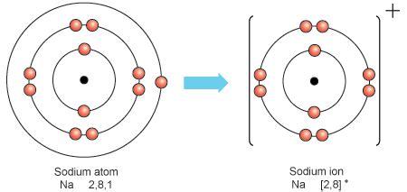 Chloride Ion Diagram