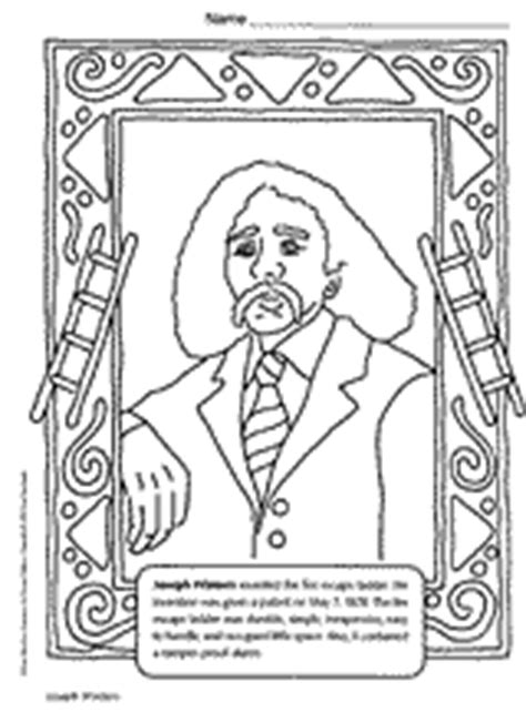 joseph winters coloring page printable pre k 5th grade
