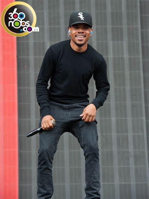 chance the rapper hairstyle all the photo highlights from day 1 of the 2015 wireless