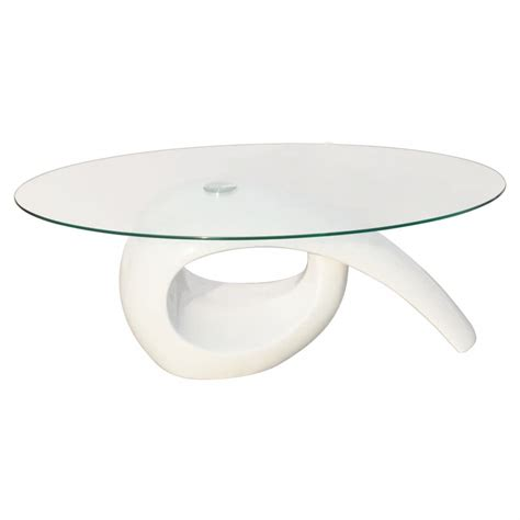 white glass coffee tables vidaxl co uk glass top coffee table high gloss white