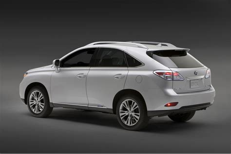 lexus reality 2010 lexus rx450h and rx350 reality check ca