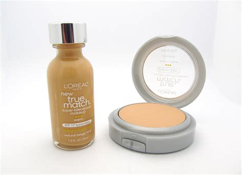 Loreal True Match Powder Foundation get your foundation match with l oreal true match matchmaker app makeup for